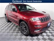 Used 2019 Jeep Grand Cherokee Limited X